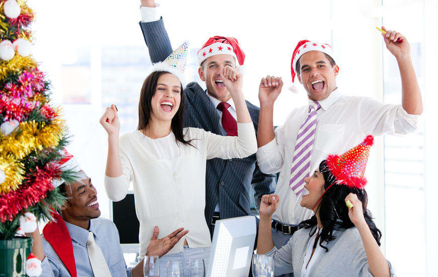Navidad en las empresas
